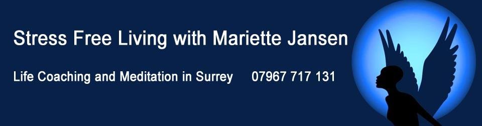 Stress Free Living with Mariette Jansen