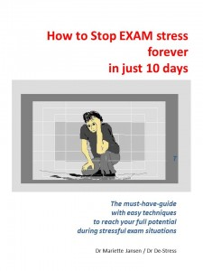 How to Stop Exam Stress Book