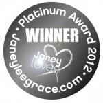 Platinum Award of The Meditation Wave