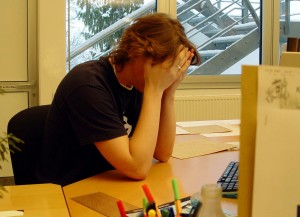 My mind goes blank: the biggest nightmare at exams