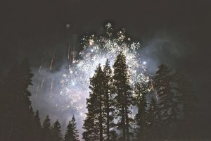 How mindfulness relates to fireworks and multitasking