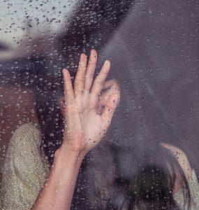 Child leaves home, leaving mum feeling lost