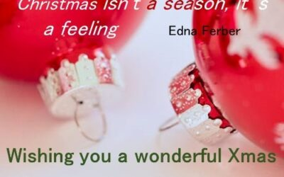 7 top tips for a happy Xmas