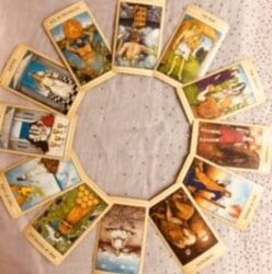 12 incredible messages for 2018 in the TAROT cards