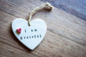 What is your attitude to gratitude?