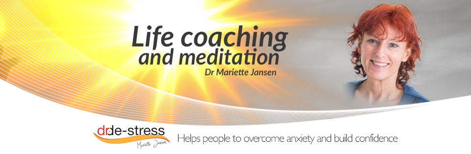 Life coaching and meditation Mariette Jansen