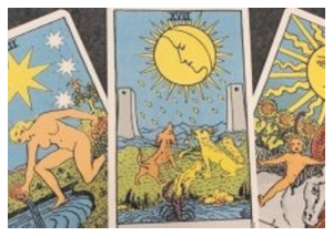 Cross roads? Decision time? Support from tarot