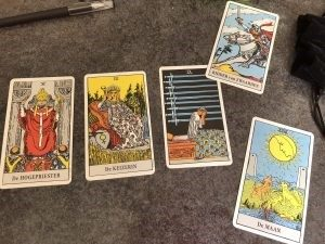 The 5 benefits of a combined Tarot card reading and Life coaching session
