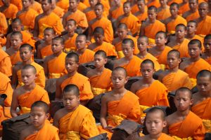 Three easy mindfulness practices for children